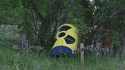 Cemitérios Nucleares