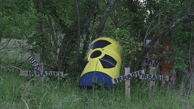 أوربا: مخاطر المدافن النووية المشعة ؟