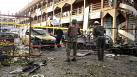 Nigerian capital shaken by explosion