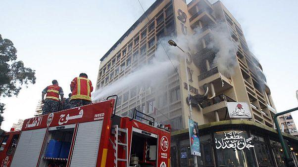 Λίβανος: Έκρηξη σε ξενοδοχείο στη Βηρυτό με έναν νεκρό