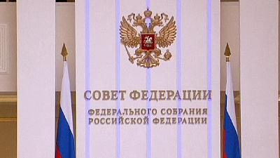 Russia revokes right to take military action in Ukraine