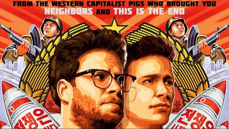 Wenn Kim-Jong Un einem Film den Krieg erklärt...