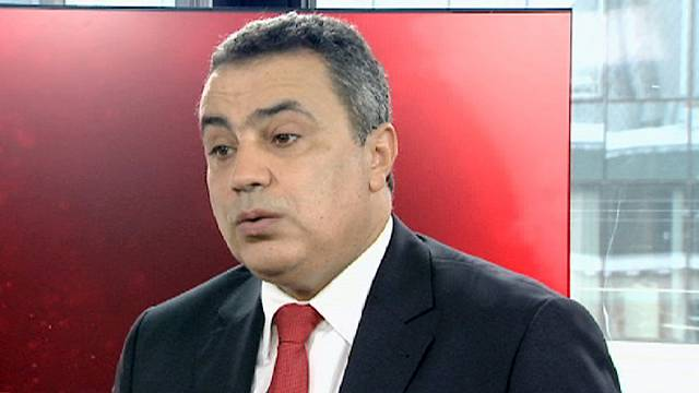 مهدي جمعة ، رئيس الحكومة التونسي ليورونيوز:  تونس مكان خصب للاستثمار  وجاذب للسياح