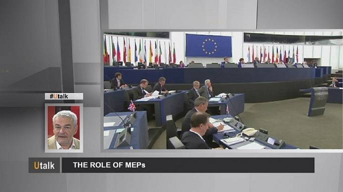 Le rôle des députés européens