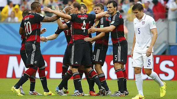 Trois sur trois pour la Belgique, première pour l'Algérie