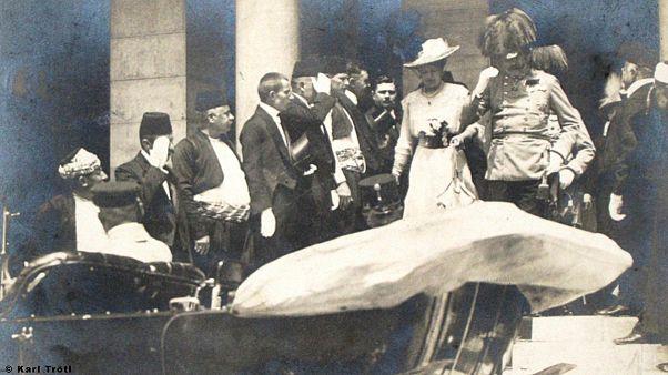 Ferenc Ferdinánd főherceg meggyilkolása