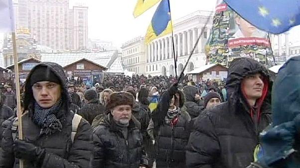 اوکراین؛ از آغاز اعتراضات تا امضای پیمان همکاری با اتحادیه اروپا