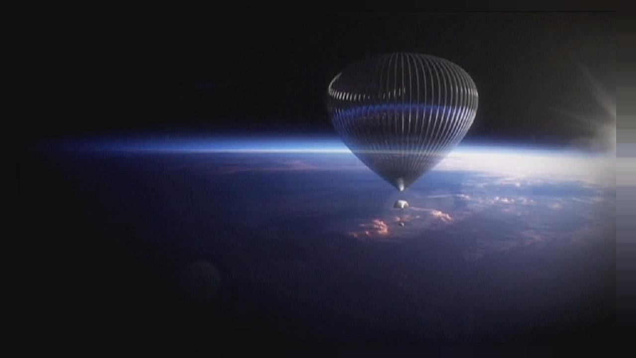 Space balloon trips move closer
