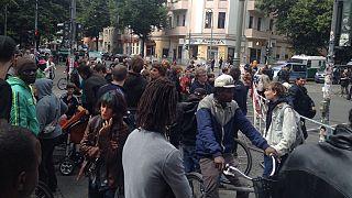 Flüchtlingschaos in Berlin