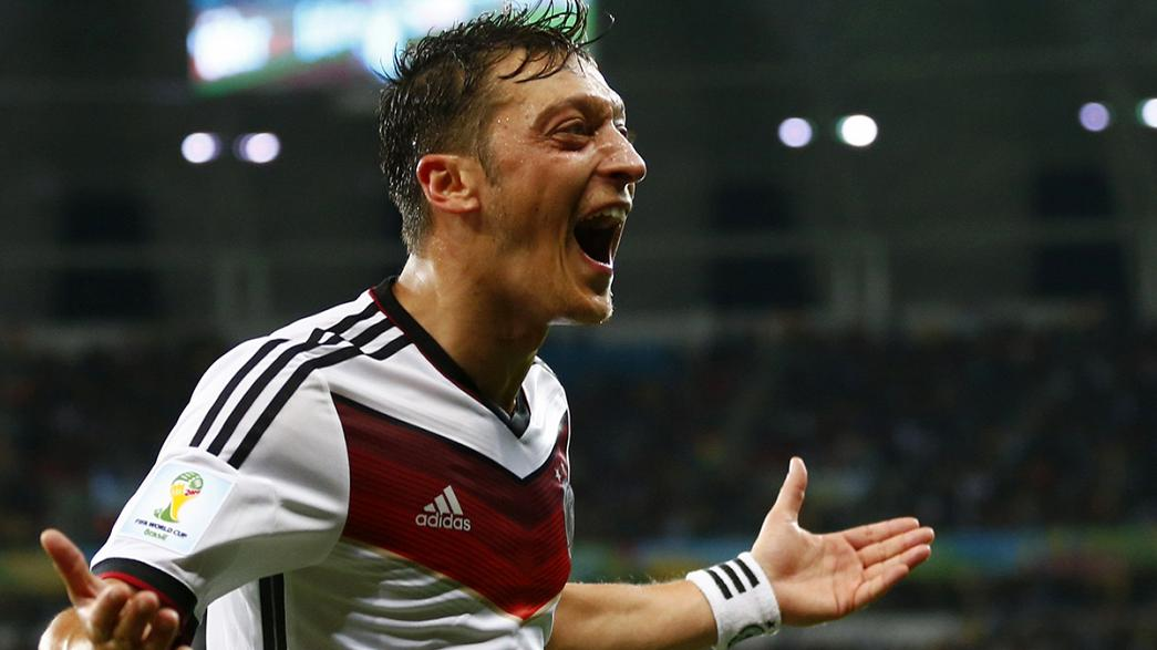 World Cup 2014: France and Germany through to quarter-finals