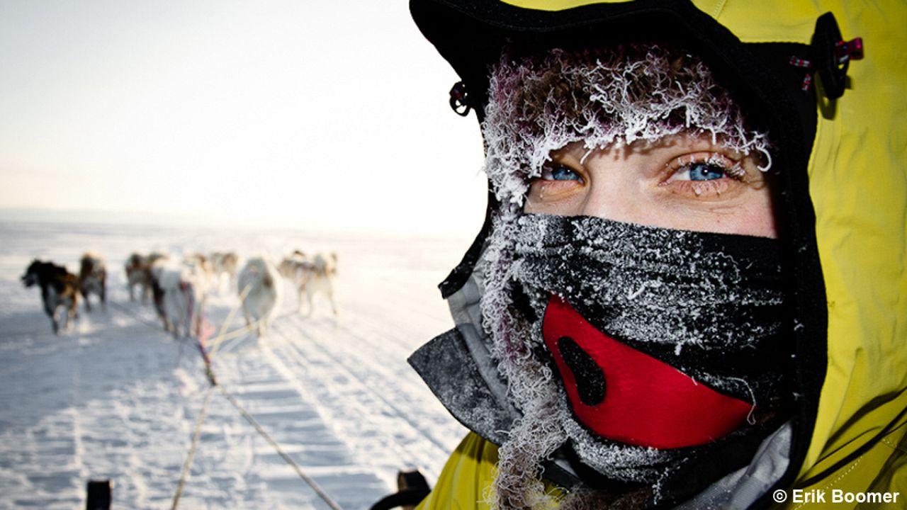 Interview : 'Polar adventurer Sarah McNair Landry'