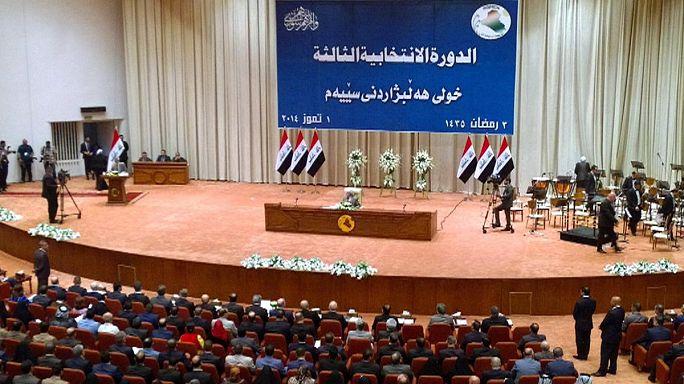 العراق :جلسة برلمانية أولى سيطرت عليها خلافات النواب