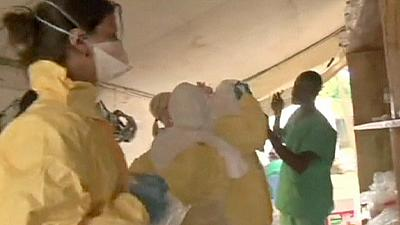 WHO issues Ebola warning, infection rate jumps