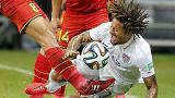 World Cup 2014: Belgium and Argentina secure World Cup quarter-final spot