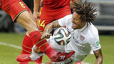 Fußball-WM: Argentinien und Belgien im Viertelfinale