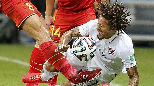 World Cup 2014: Belgium and Argentina secure World Cup quarter-final spot