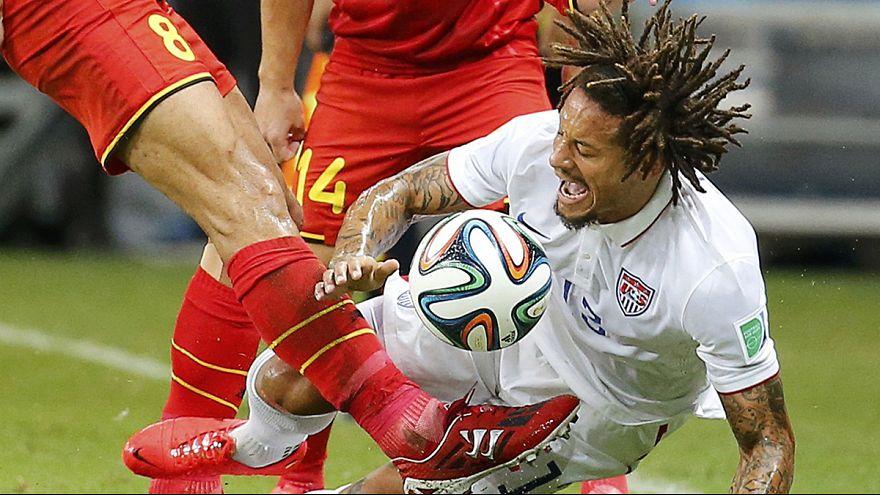 Чемпионат мира-2014: Аргентина и Бельгия - в четвертьфинале