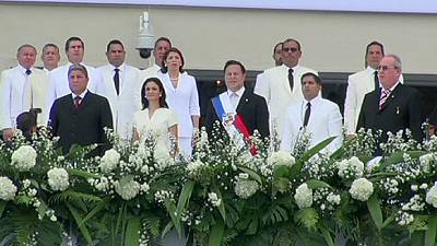 New President of Panama sworn in