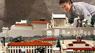 Μια Ακρόπολη από....Lego!