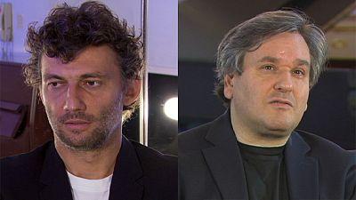 Interview Bonus: Jonas Kaufmann & Antonio Pappano
