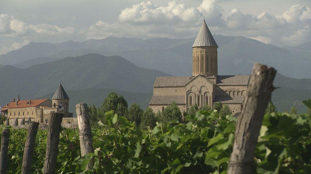 Geórgia: Um brinde a Kakheti