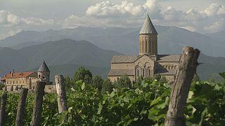 Kajetia, cuna del vino en el este de Georgia