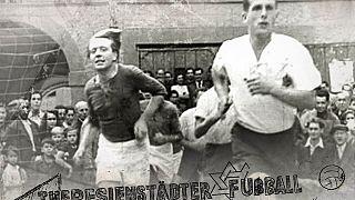 Theresienstadt, 1944: Ποδόσφαιρο σε ένα στρατόπεδο συγκέντρωσης
