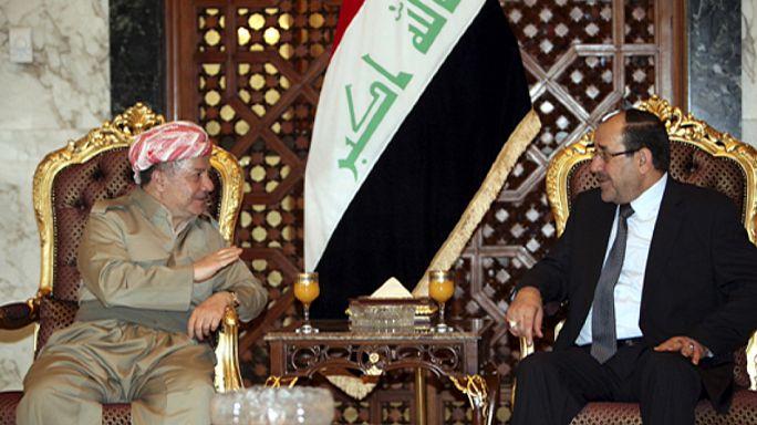 المالكي يصدرعفوا ويندد بتصرفات اقليم كردستان