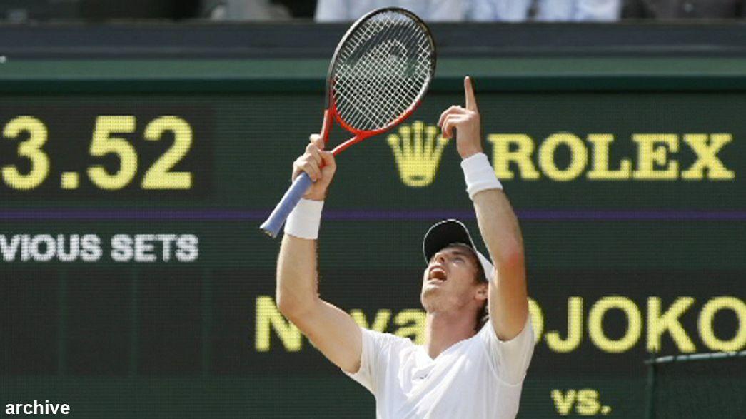 Tournoi de tennis de Wimbledon : le tenant du titre Andy Murray sorti par Grigor Dimitrov en quart