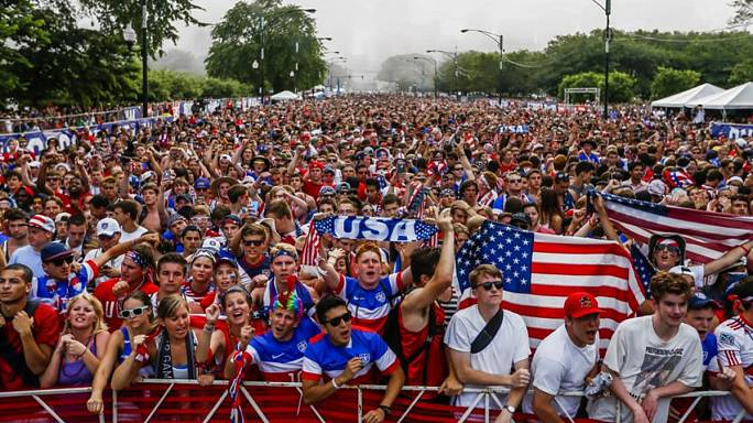 Team USA lost – but football in America won