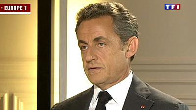 Sarkozy calls charges against him 'grotesque'