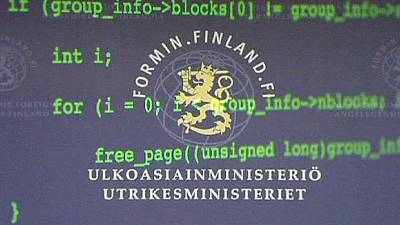 Finland victim of cyber-espionage by unnamed foreign powers