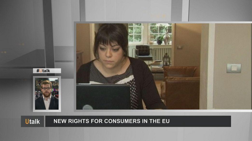 Neue Verbraucherrechte in der EU