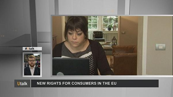 Τα νέα δικαιώματα των καταναλωτών στην Ε.Ε.