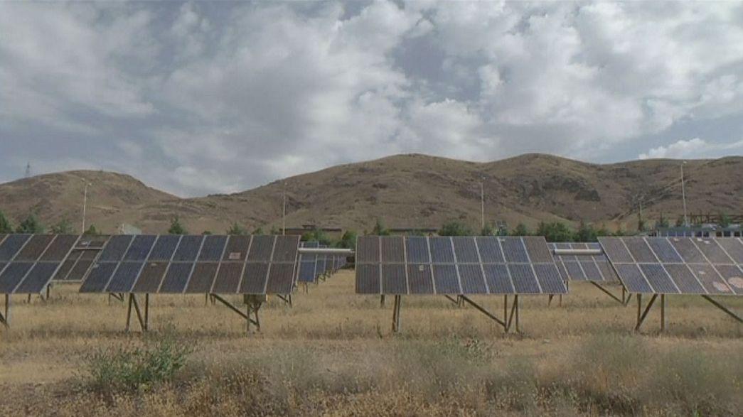 Iran embarks on major solar energy drive