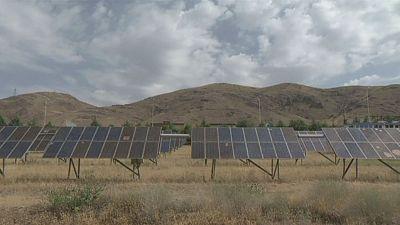 L'energia dal sole dell'Iran