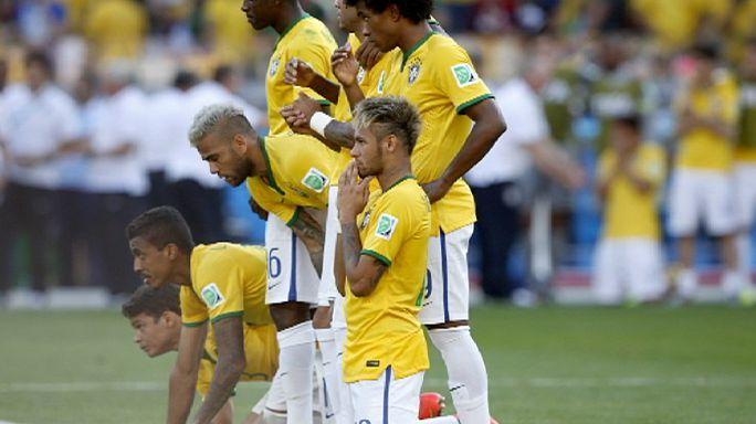 Чемпионат мира-2014: от восьми команд к четырем