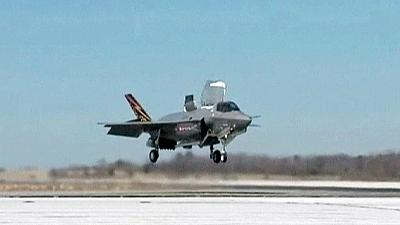 US grounds entire F35 fleet over engine scares