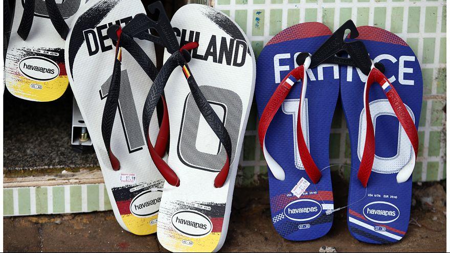 """Foot : les chamailleries du """"vieux"""" couple France-Allemagne"""