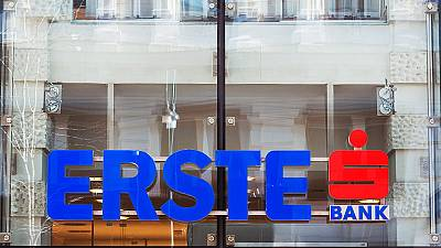 Erste's shares tumble on central and eastern Europe profit warning