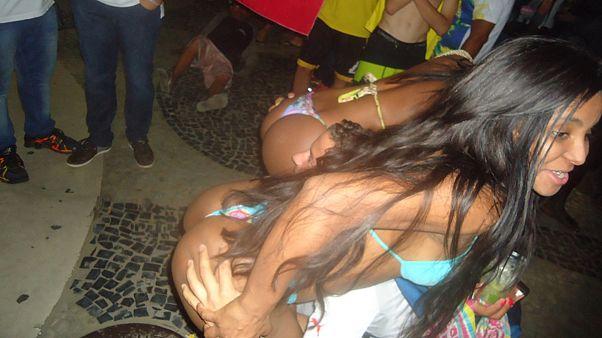Εδώ Βραζιλία: Το μετρό του Ρίο και η... «καυτή» Κόπα Καμπάνα