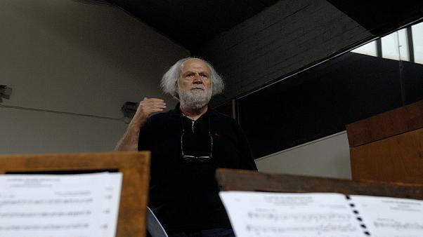 Ο Γιάννης Μαρκόπουλος στο Ηρώδειο