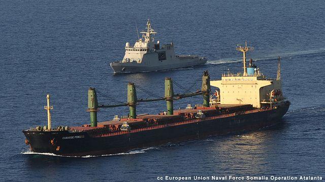Piraterie : du golfe d'Aden au golfe de Guinée