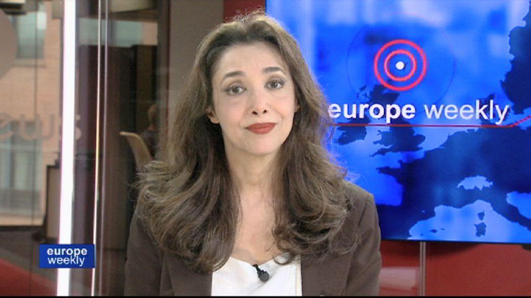 Europe Weekly: Schulz erneut Präsident des Europaparlaments