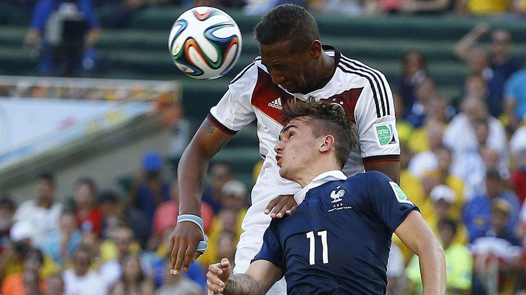 The Corner Mondiali: Germania-Brasile in semifinale