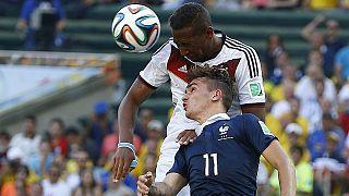 Чемпионат мира-2014: Германия и Бразилия сыграют в полуфинале