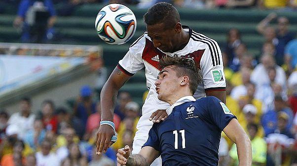 Alemania se cita con Brasil en las semifinales del Mundial