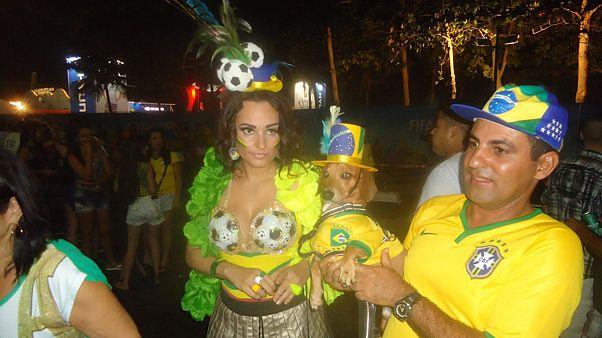 Εδώ Βραζιλία: Η εμπειρία του Μαρακανά και το γλέντι στην Fan Fest