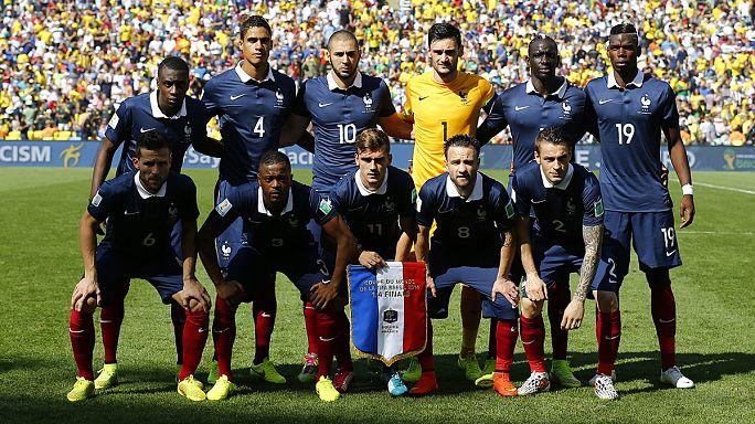 Les Bleus quittent le Brésil avec le sentiment du devoir accompli