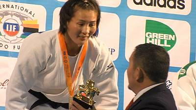 Judo Grand Prix, Ulaanbaatar: Tsend Ayush thrills home crowd with victory